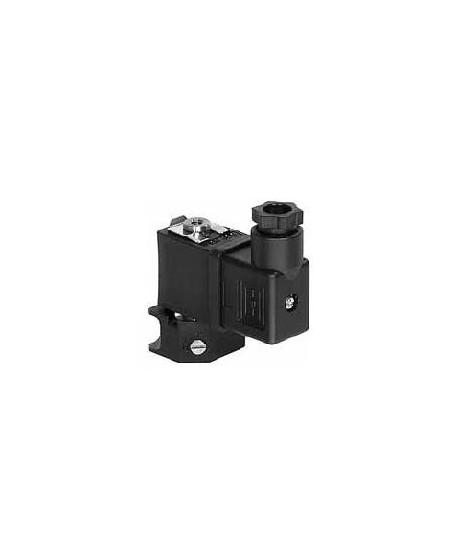 "Solenoid valve, pneumatic 1/8"", 0-10bar 24VDC"