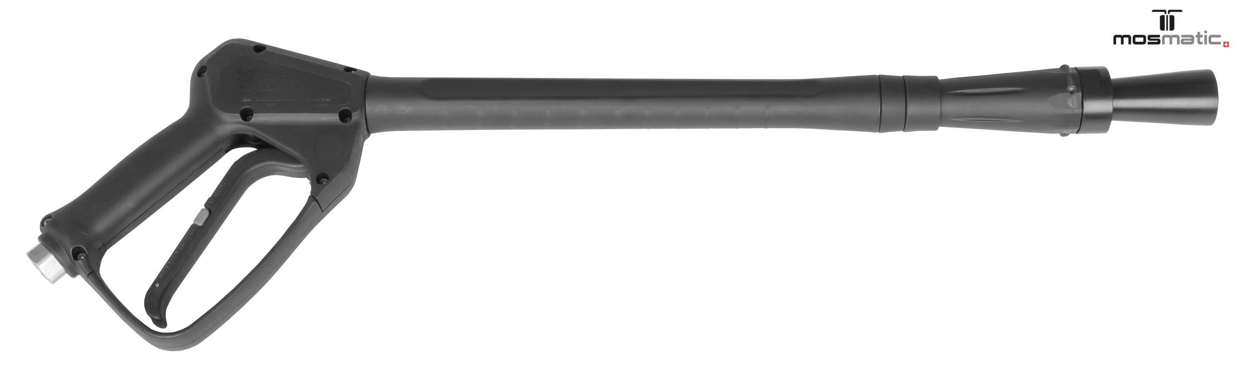 Black weeping foam gun 700mm F 3/8 Mosmatic