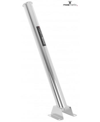 Soporte de lanza rígido con conexión manguera salida agua 740 mm