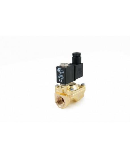 "Solenoid valve 1/2"" 24 V ACL DC"