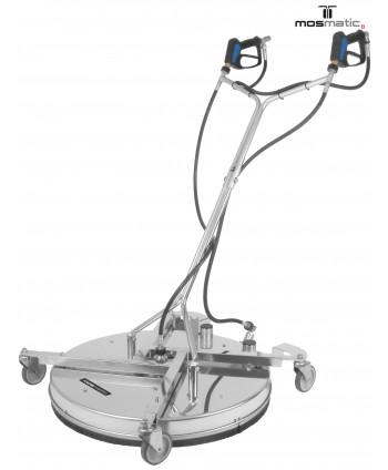 Limpiador de superficies FL-AHB-KAU Ø750mm con limpia chicles