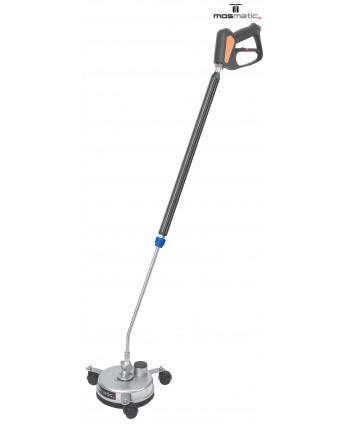 Limpiador de superficies FL-AER Ø200 +aspiración