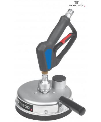 Limpiador de superficies FL-ABB Ø200 +aspiración