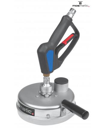 Limpiador de superficies FL-ABK Ø300 con protector de plástico +aspiración