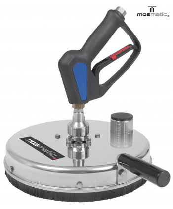 Limpiador de superficies FL-ABB Ø300 +aspiración