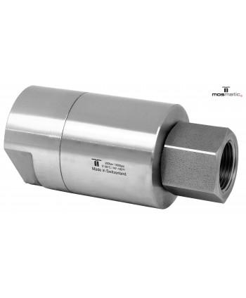 "Racor DGR de alto caudal 4 Rod. G1 1/4""F-G1 1/4""F"