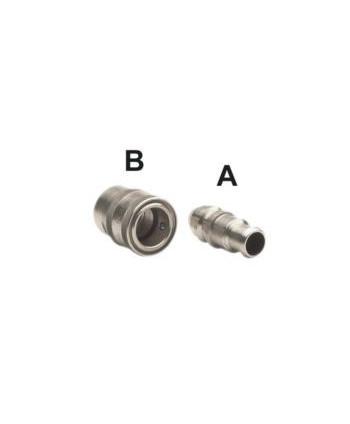 Enchufe de bola aspiración de agua Ø22mm G3/4M