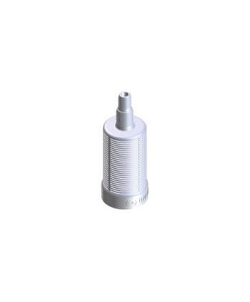 Filtro detergente plástico FSR con válvula antirretorno PP+Latón