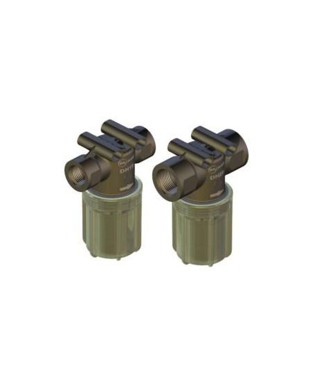Filtro aspiración F 8 plástico G3/4H-G3/4H 150 micras
