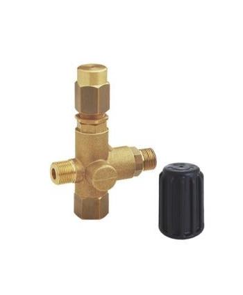 Válvula de regulación VB 130 Racor 3/8 Npt MM Bypass 3/8 Npt H