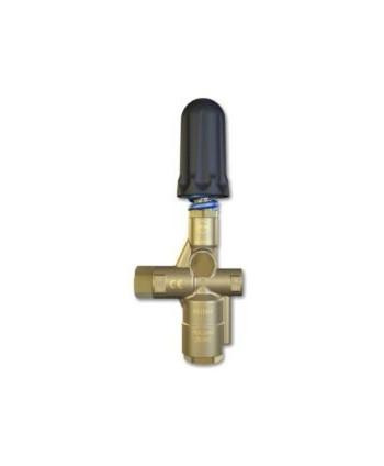 Válvula de regulación Pulsar Zero 3/8 Npt H-3/8 Npt H Bypass 2 x 3/8 Npt H