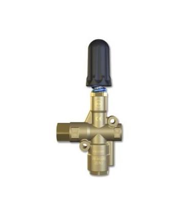 Válvula de regulación VB 80/280 Zero G1/2H-G1/2H Bypass G1/2H