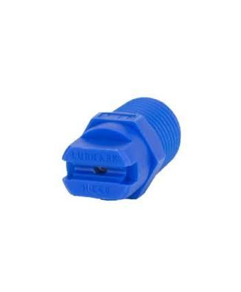 Düse 1/4 PVDF 3 Bar 19,6 L/min 90°