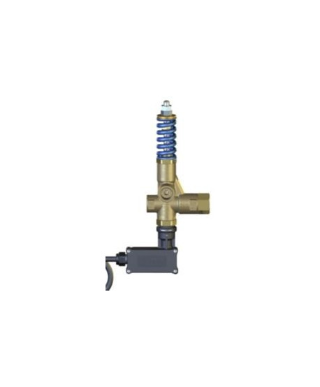 Pressure regulator press 4RV with microrruptor