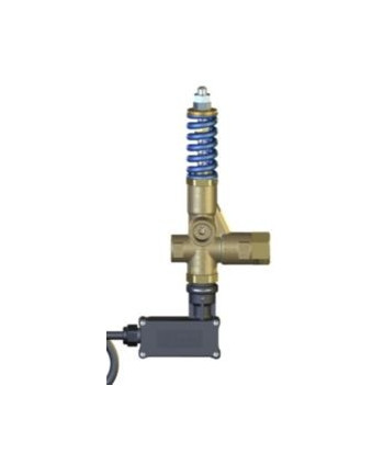 Válvula de regulación Pulsar RV con microinterruptor Racor 3/8 Npt H
