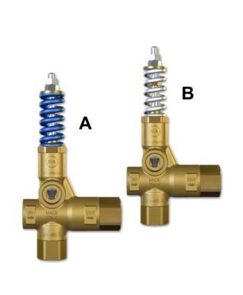 Válvula de regulación VB 85 R/180 Racor 1/2 Npt H Tipo B