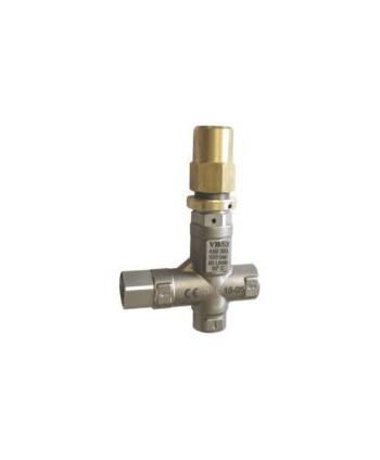 Válvula de regulación VB 53 AISI 303 Racor G1/2H