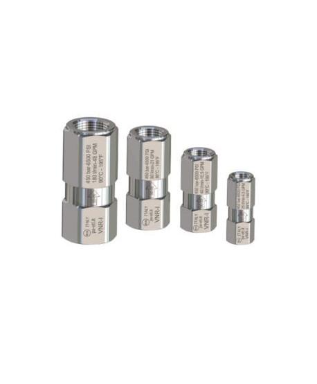 "Valve check valve STAINLESS steel Ø 15 G 1/2"" 80l/min"