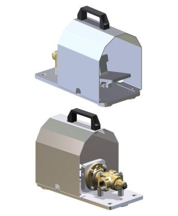 Válvula de pie RF 120/280 3/4 Npt H-3/4 Npt F