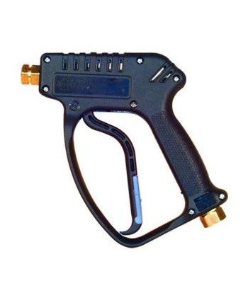 """Arma P. A. Vega azul entrada 3/8"""" e saída de 1/4"""" com fuga"""