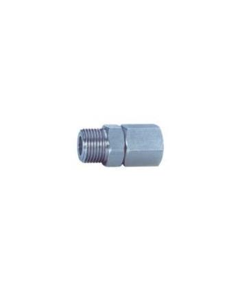 Junta giratoria SW5 para gran caudal IN G1/2M-OUT G1/2H Ac. Inox