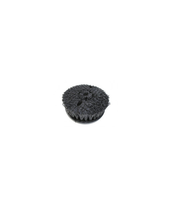 Cepillo lavarruedas polietileno color negro