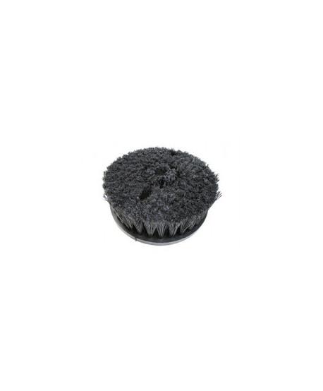 Spazzole di lavaggio ruote in polietilene, colore nero