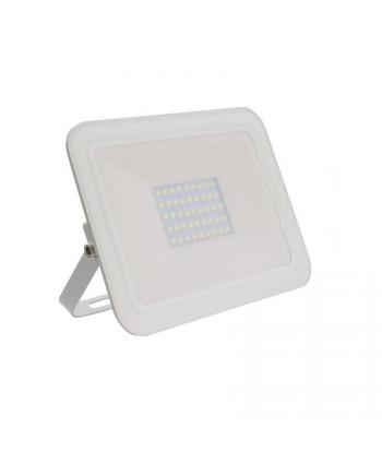 Foco Proyector LED Slim Cristal 30W Blanco