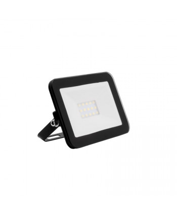 Foco Proyector LED Slim Cristal 10W Negro