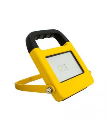 Foco Proyector LED Slim 10W con Batería