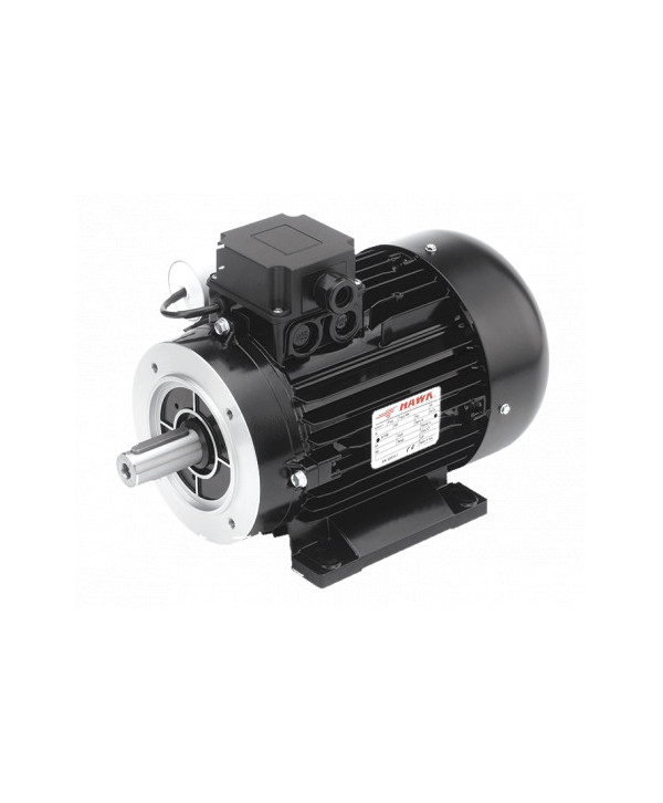 Motor IF112 5,5 Kv - 7,5 Hp - B3/B14 Eje 28 mm