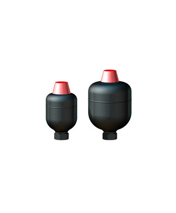 Amortiguador de presión 210 bar 25 lpm