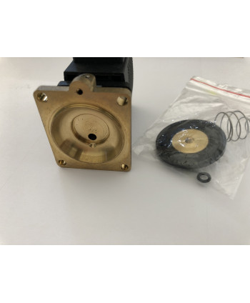 "Electrovalvula 1/2"" 0,3-16bar 24V dc (kompatibel burkert)"