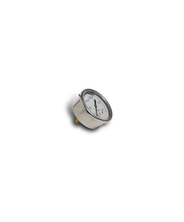 """Manometer 0-25 bar 1/4"""" axial"""