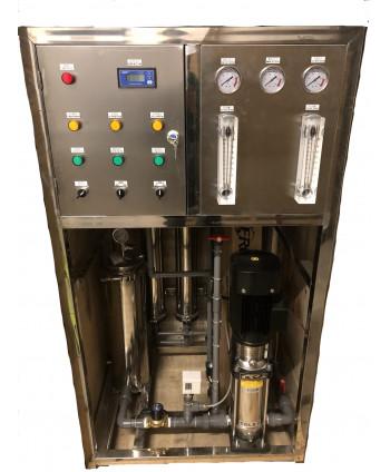 Equipo de Osmosis 4 membranas 1000L/h