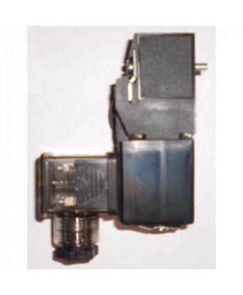 """Electroválvula neumática 3/2"""", 0-10bar 24VDC"""