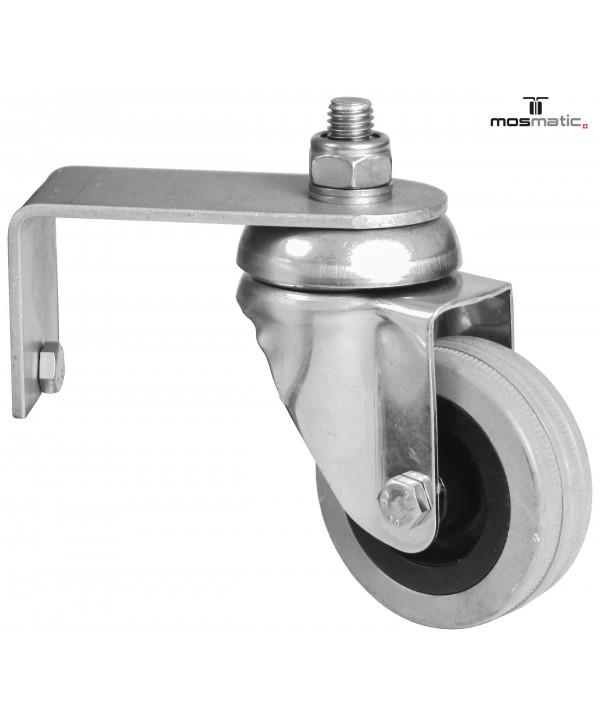 Mosmatic Surface Cleaner Castor Wheel + bracket ø60  For Models ø520/750mm