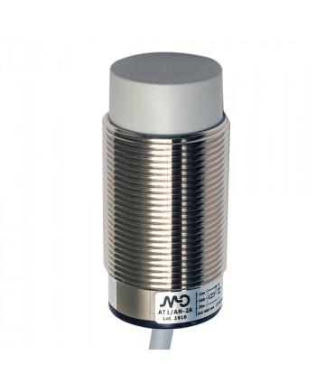 Inductivo 3/D30 detección 15mm cable 10m
