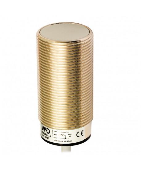 Inductive 2/D30 detection 15mm cable 2m