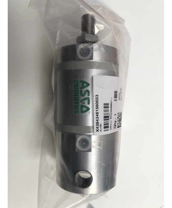 Cylinder D63 double effect 63x20mm