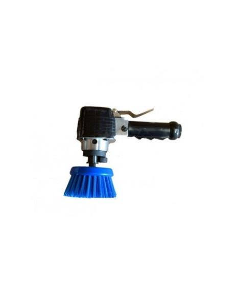 Cepillo rotativo neumático