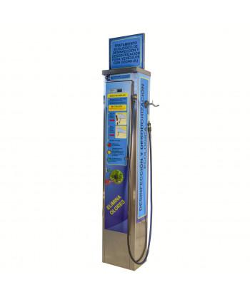 Máquina desinfección de ozono