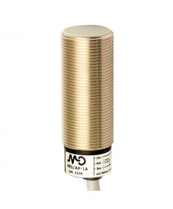 Inductive 3/D18 detection 8mm cable 5m flush mountable