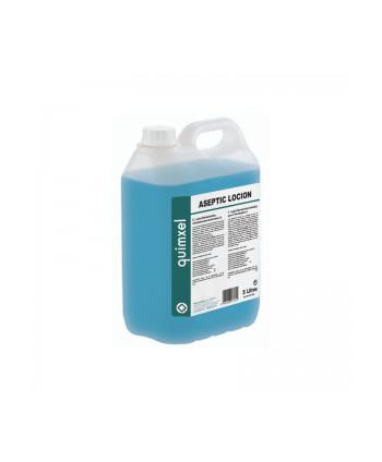 Locion Hidroalcoholico Antiséptico ASEPTIC Dosificador 500 ml