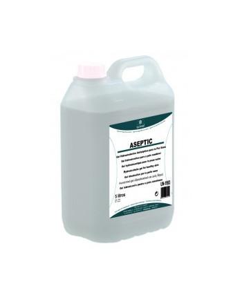 Gel Hidroalcoholico Antiséptico ASEPTIC Dosificador 500 ml