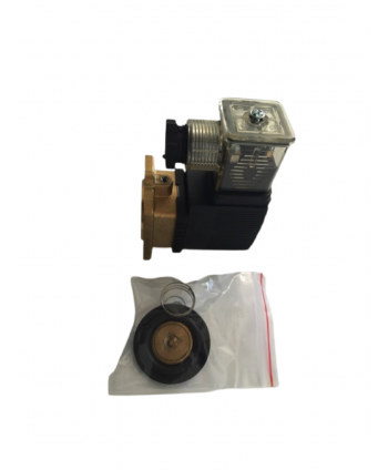 "Solenoid valve 1/2"" 0,3-16bar 24VDC without body"
