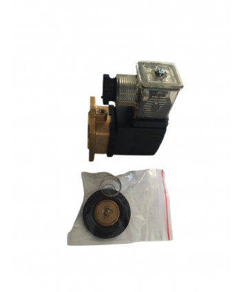 "Solenoid valve 1/2"" 0,3-16bar 24VAC without a body"