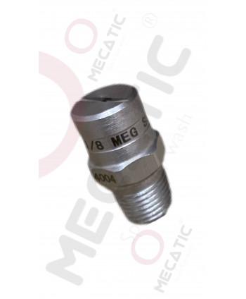 """stainless steel  1/8"""" SS 4004 MEG"""