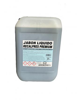Jabón Líquido Premium (Bidón de 25 kg)