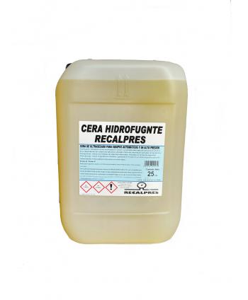 Cera Hidrofugante (Bidón 25 kg)